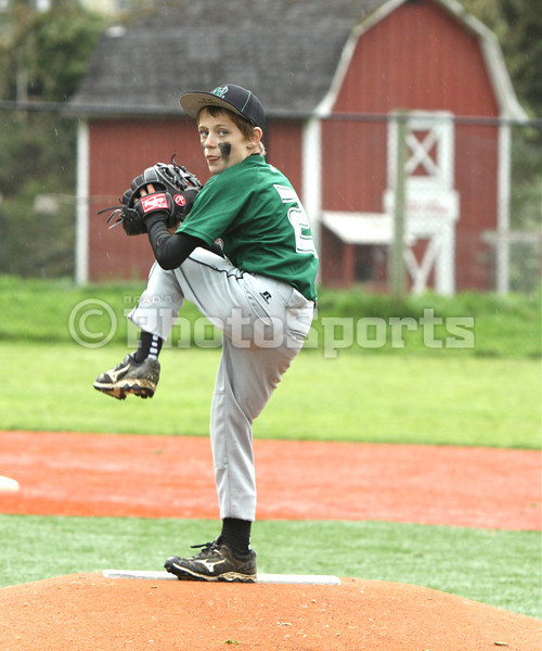 West Linn Sluggers vs Talavs April 6, 2013