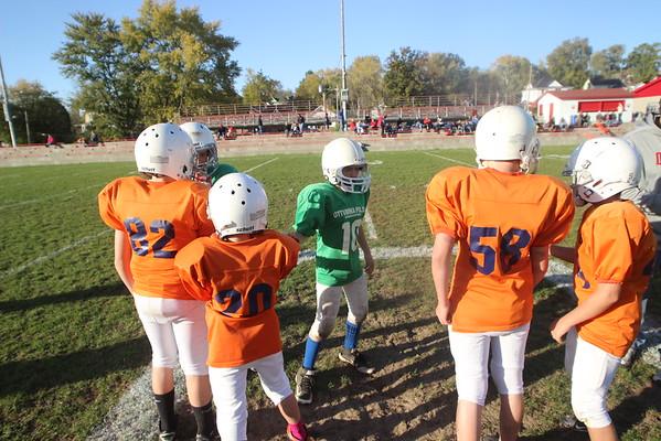 Youth Football Jets Vs. Bears