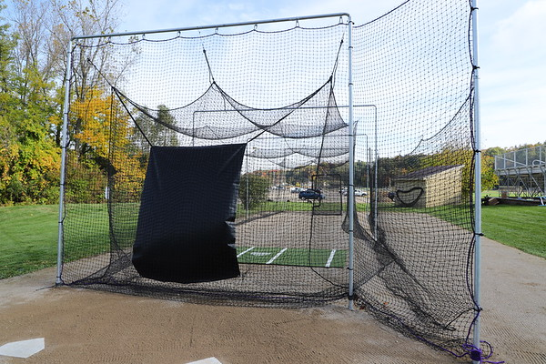 New Softball Batting Cage - KCHS 10/xx/20