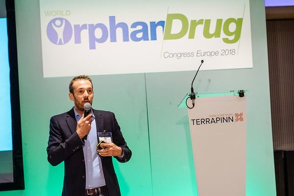 Orphan / Drug | Barcelona | 2018