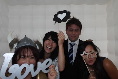 Miyuki and Steve's wedding
