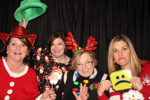 YMCA Leadership Christmas Party