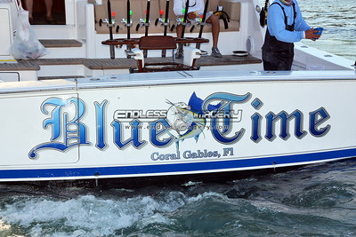 """2011 Mayor's Cup - """"Blue Time"""""""