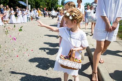 2018-05-31 - Mszczonów - Procesja z okazji Święta Bożego Ciała