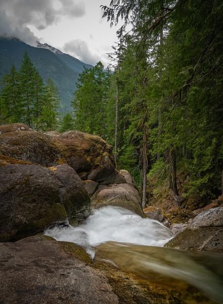 Rushing Thornton Creek