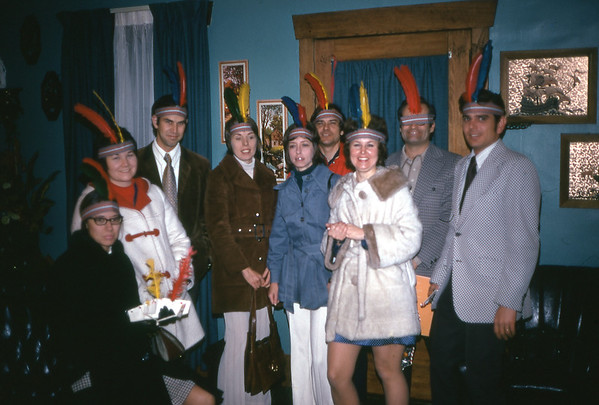 New Year's Eve 1973