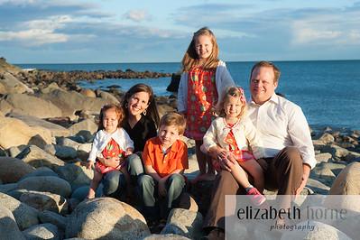 The McMillan Family 2014