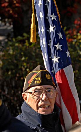 2007-11-11 Lynbrook Veteran's Memorial Ceremony
