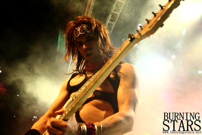 Steel Panther @ House Of Blues (Hollywood, CA); 2/14/11
