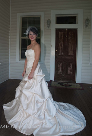 Allie's Bridal Pictures