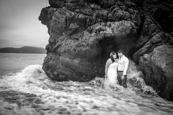 Jem and An An Trash the dress