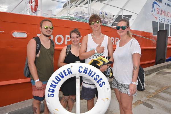 Sunlover Cruises 21st February 2020