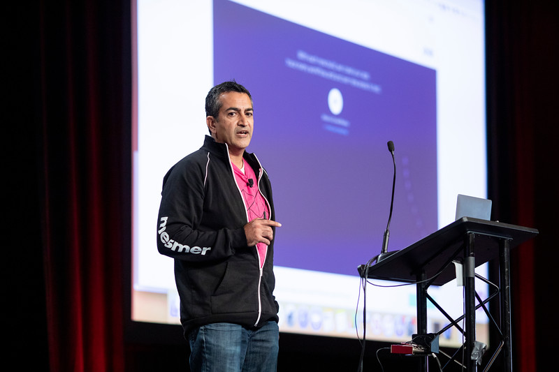 #VBTransform @VentureBeat  Mesmer.hqAhmed Datoo, Co-Founder & COO