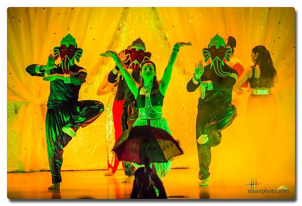 "Rhythm India's ""Just Dance 2017"" (8:00PM) - Highlights"