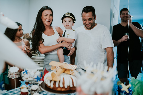 Alexander's 2nd Birthday