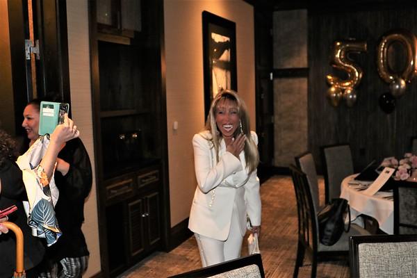 Brittany's 50th Birthday Surprise - Willie G's