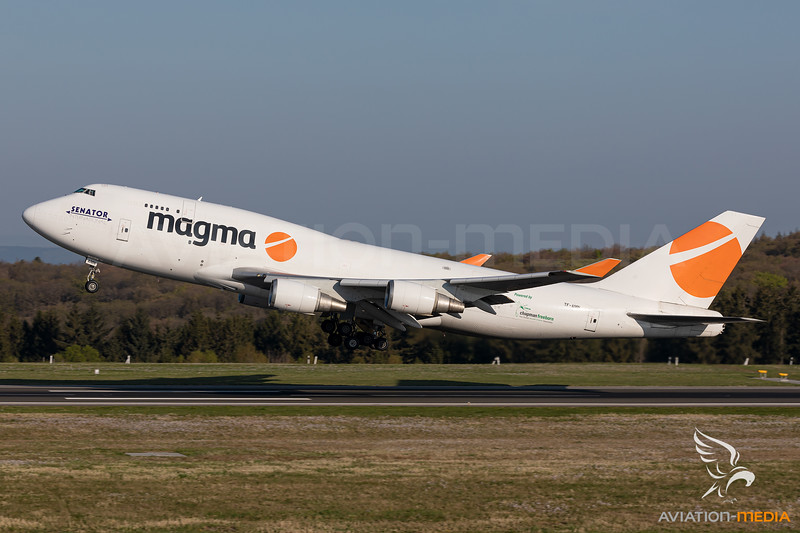 Magma Aviation (Air Atlanta Icelandic) / Boeing 747-400(BDSF) / TF-AMN