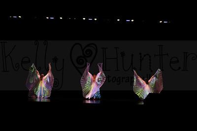 Plainwell Dance 2013 Revele Belly Dancers