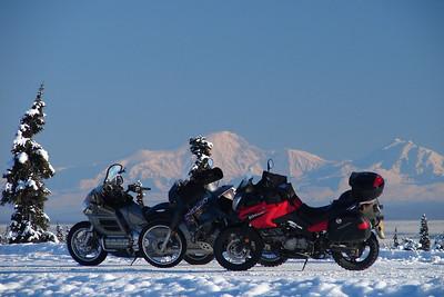 Alaska's Mountains