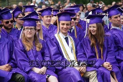 Bourne High School Graduation 2019