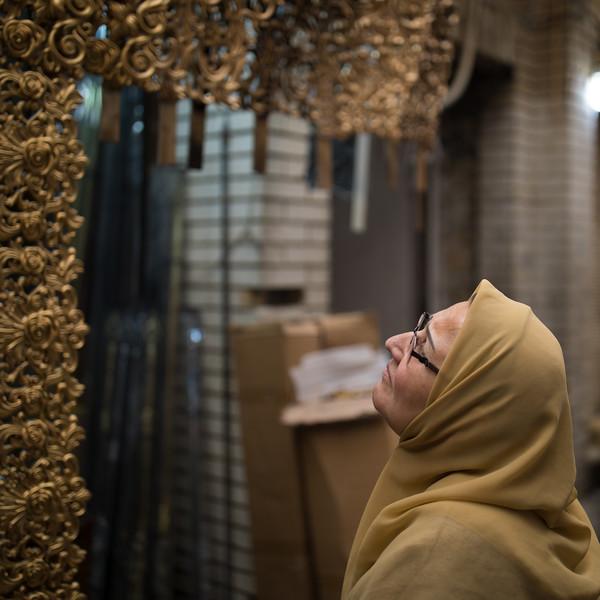 """Souk al-Safafeer is named after the arabic word for copper, """"safra""""."""