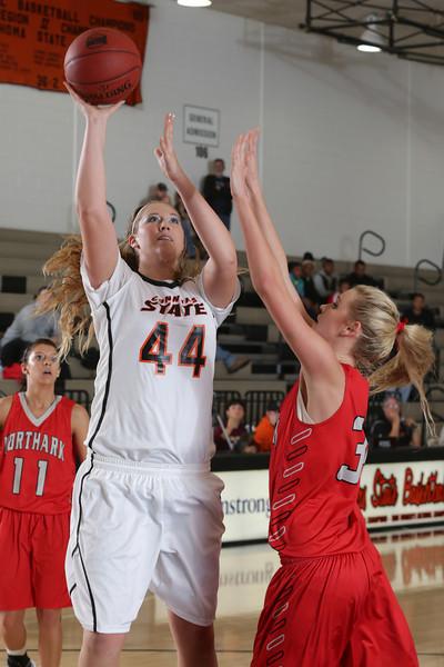 Womens basketball v Northark