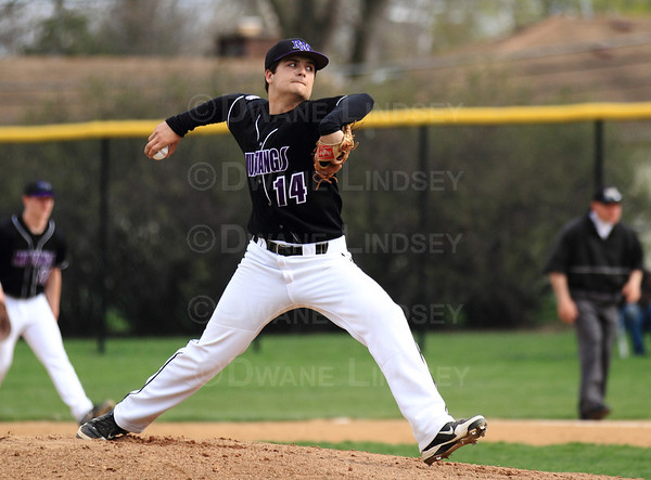 Varsity - Elk Grove vs Rolling Meadows - 04-29-13