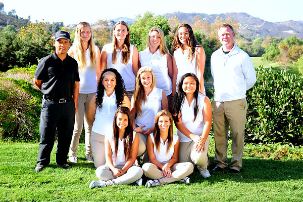 2013 MHHS Girls Golf Team