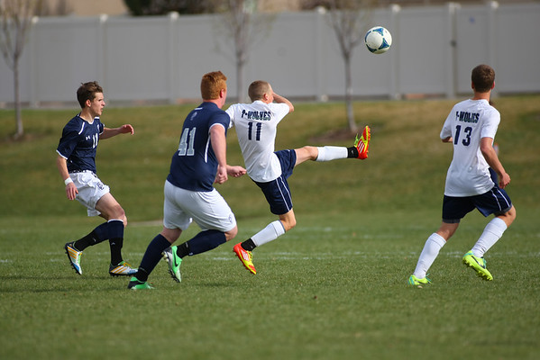 Timpanogos JV vs Corner Canyon (Home)
