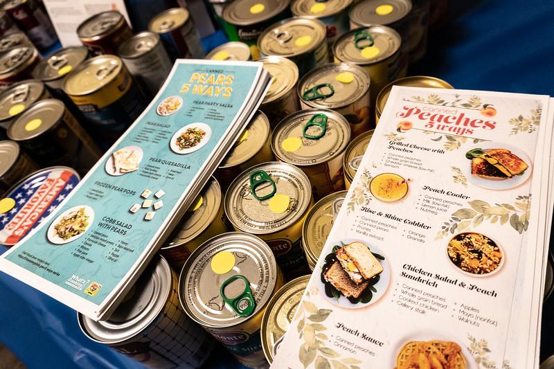 Food Pantry Grand Opening