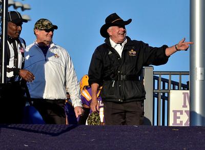 Coach Bob Ford