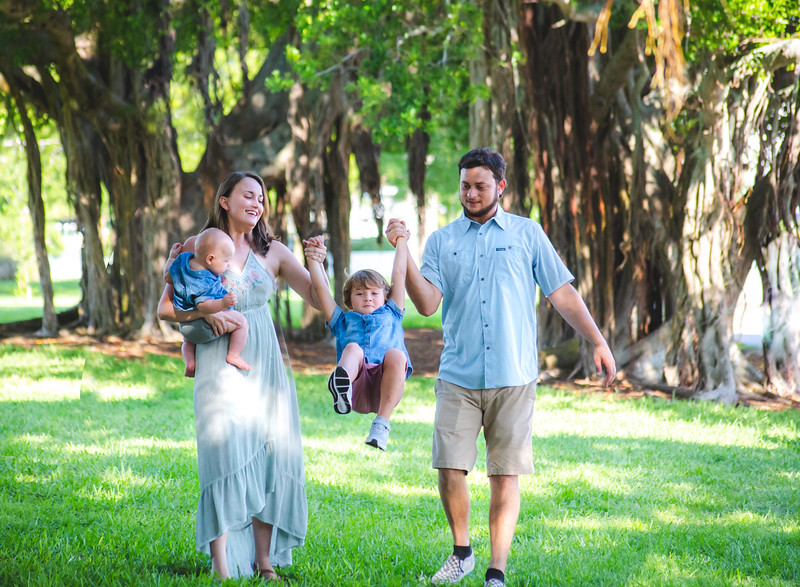 Sami & Family | Bayfront Park Mini