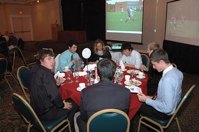 CHS Soccer Banquet 2009