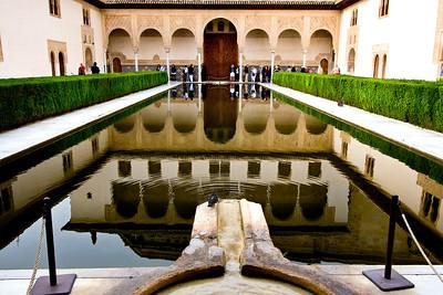 The Alhambra (Granada)