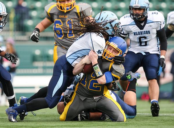 Indian River Warriors v. Irondequoit Eagles (States) 11-23-14