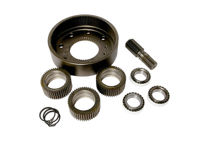ZF AXLE APL 335 4WD HUB REPAIR KIT PLANETARY GEAR