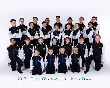 Boys Level 8-10
