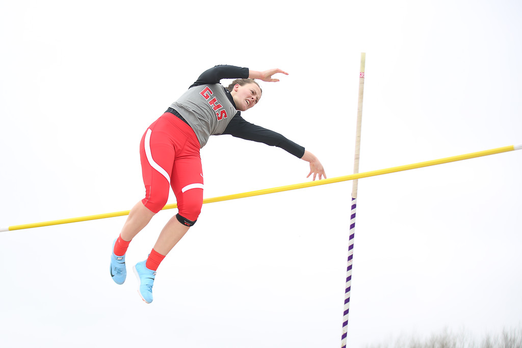 . Coleen Moskowitz - The News-Herald Action from the Perry Relays on April 14.