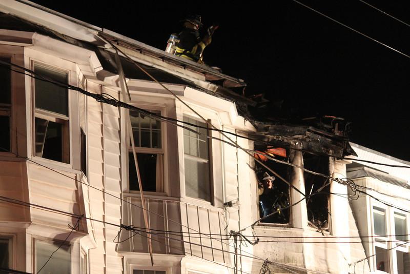House Fire, 326 East Pine St, Mahanoy City, 8-18-2011 (9).JPG