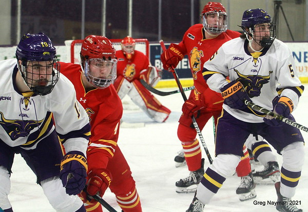 Ferris State vs MN State University March 2021 by GMN