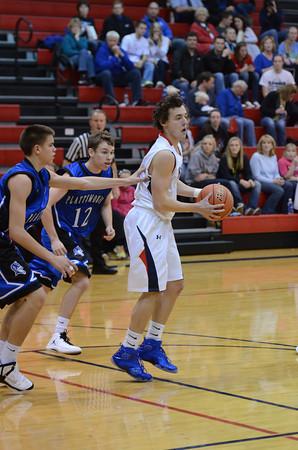 Varsity Boys Basketball vs Plattsmouth