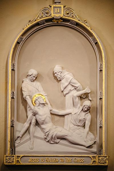 _NIK1641 Lent St. Patricks Fr. Markellos shroud.JPG