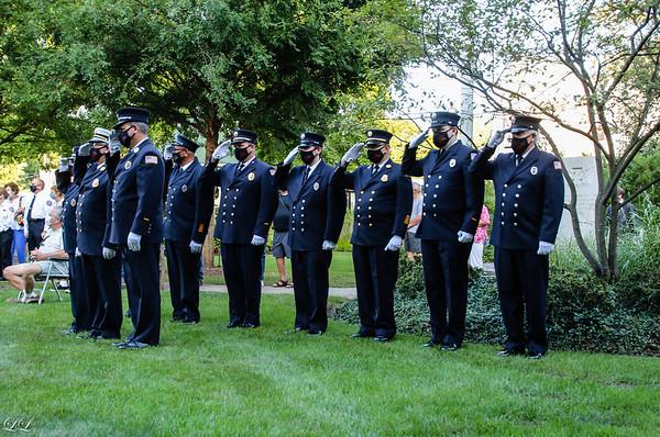 Park Ridge 9/11 Ceremony 2020