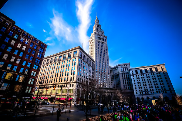 Cleveland Woman's March