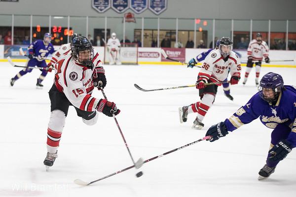 Ice Hockey: CBC vs Chaminade