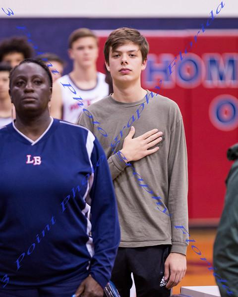 LBHS V Boys Basketball vs LHP - Dec 11, 2018