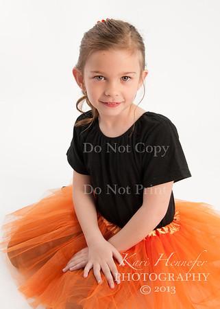 Ella Dancer Session