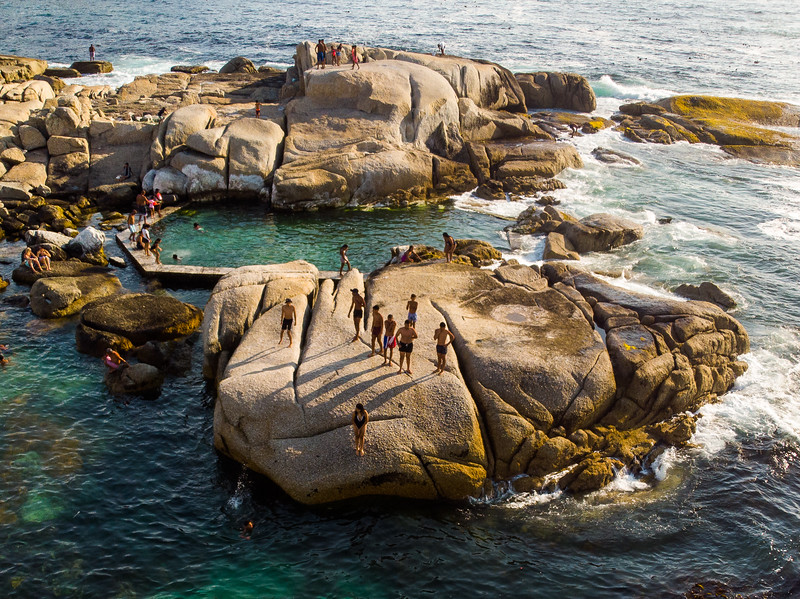 Saunders Rock tidal pool, 2020