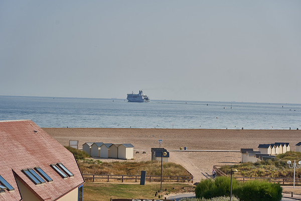 Ouistreham and Bayeux
