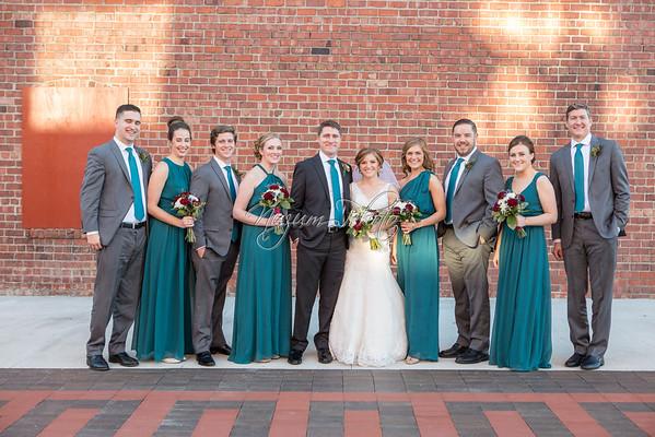Wedding Party - Allison and Ryan